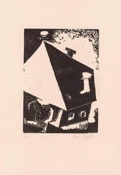 Marc Chagall, La Botte sur le Toit, Berlin 1922/23