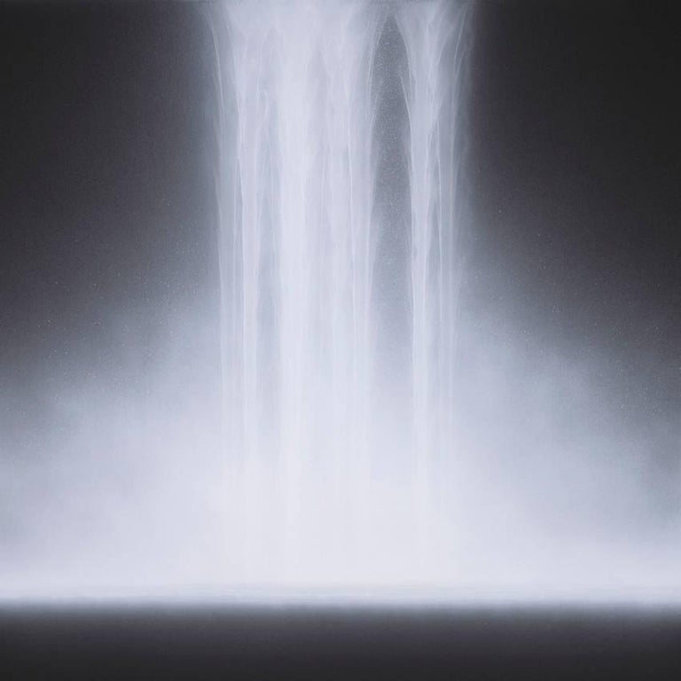 Hiroshi Senju Abstract Painting - Waterfall