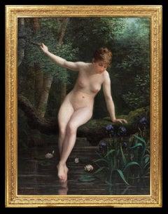Baigneuse (The Female Bather)