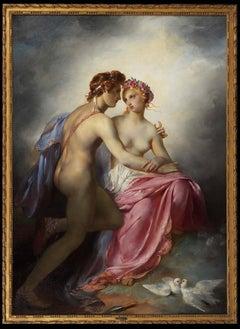 Venus et Adonis (Venus and Adonis)