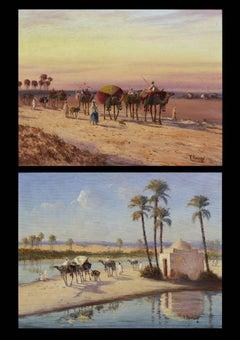 Orientalism Painting