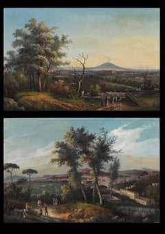 Vues de Naples