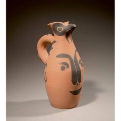 "Pablo Picasso Ceramic ""Yan"""
