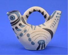 """Pablo Picasso Ceramic """"Pichet espagnol"""""""