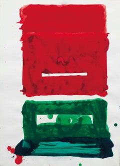 """Sam Francis """"Untitled (SF74-813)"""""""