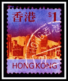 Stamp Collection, HK$1
