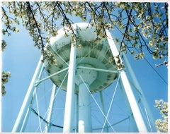 Water Tower in Blossom, Wildwood, New Jersey