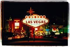 Arriving, Las Vegas