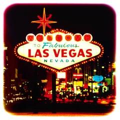 Welcome (wide aperture), Las Vegas
