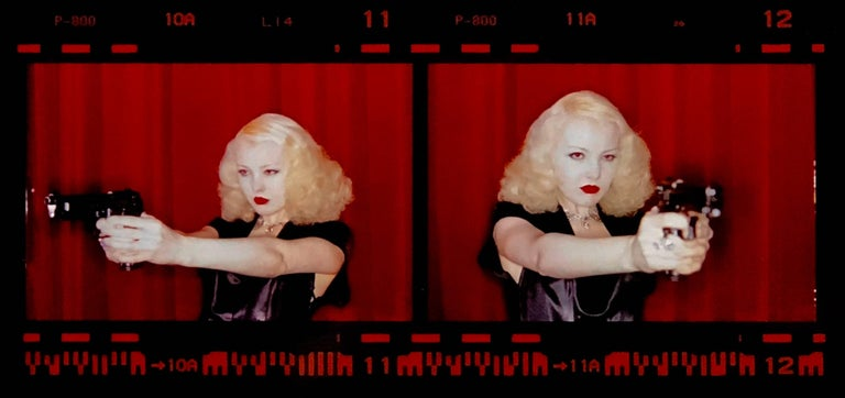 Burlesque Series, Miranda, The Whoopee Club, London, 2003