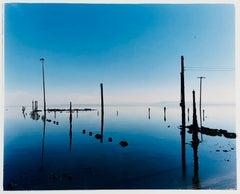 Marina, Bombay Beach, Salton Sea, California