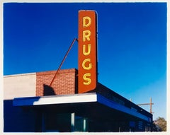 'Drug Store', Ely, Nevada - After the Gold Rush Series