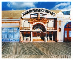 Boardwalk Empire in the Sun, Atlantic City, New Jersey