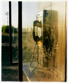Call Box, Salton City, California
