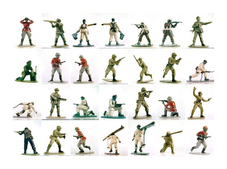 Natasha Heidler Figurative Photograph - New Model Army