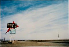 Roy's Motel - Route 66, Amboy, California