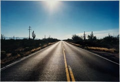 Road to Gunsight, Highway 86, Arizona