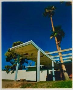 Motel Entrance, Desert Shores, Salton Sea, California