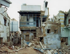 Earthquake #1, India (from the series: Things Fall Apart)
