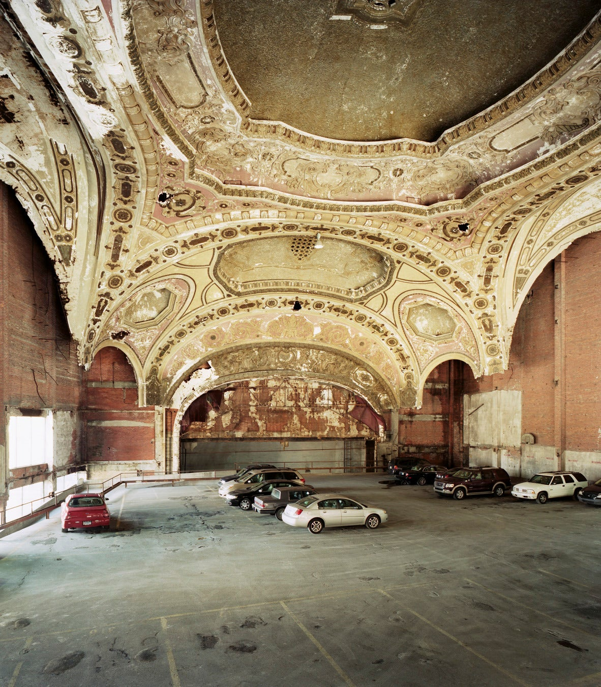 Sean Hemmerle - Former Michigan Theater Detroit, MI, Photograph: For ...