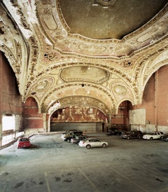 Former Michigan Theater Detroit, MI