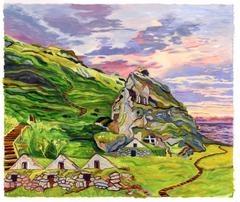 Bricks and Stones May Break (Iceland/Petite Turfhouse