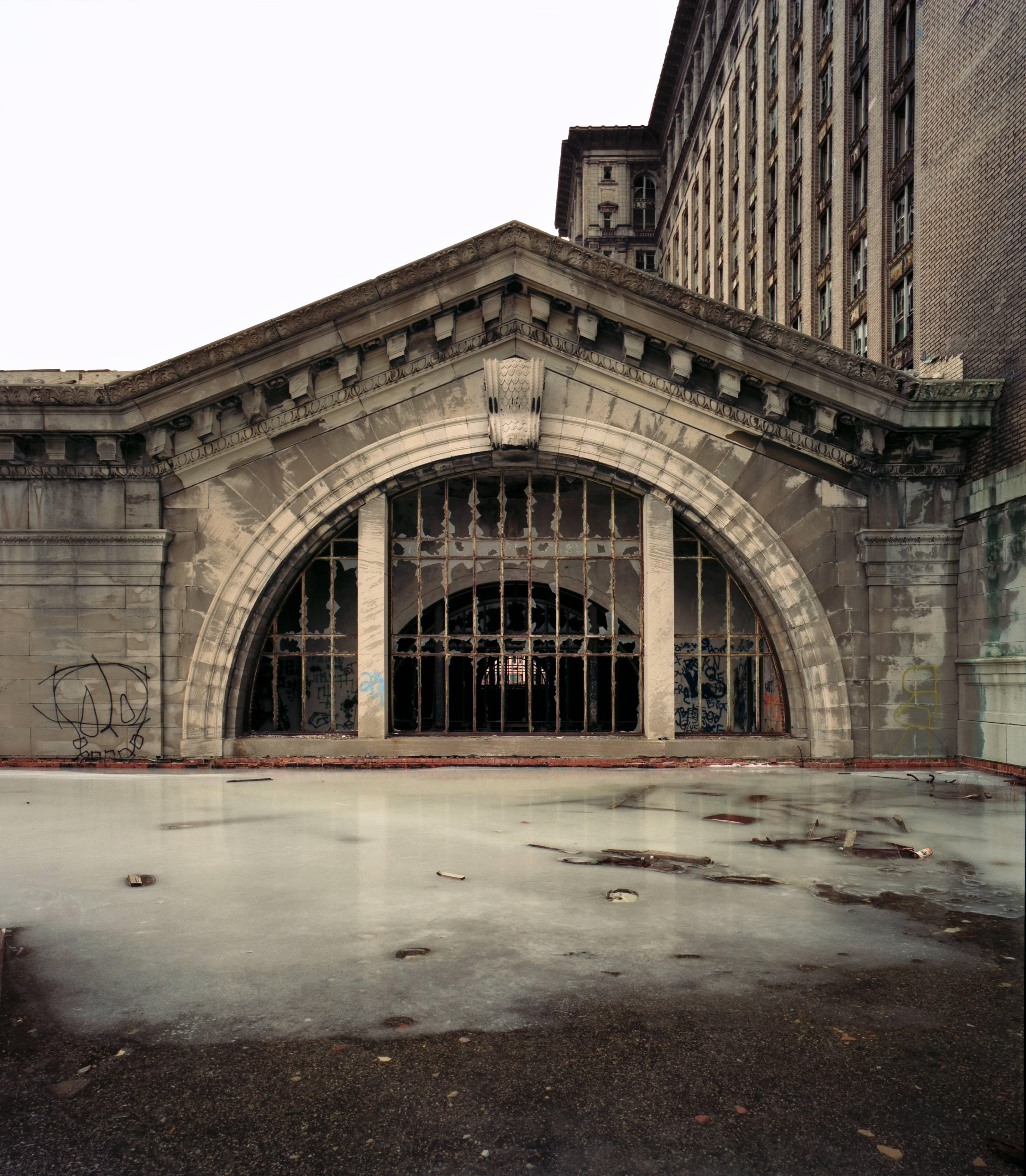 Michigan Central Station, Detroit MI