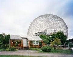 "Montreal 1967 World's Fair, ""Man and His World,"" 40""x50"" photograph"