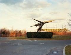 "New York 1964 World's Fair, ""Peace Through Understanding,"" Airplane"
