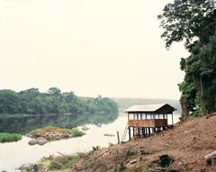 Park Ranger Hut, Ivindo National Park