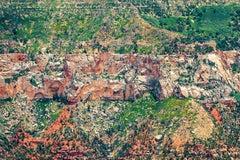 """Grand Canyon"", dye sublimated print on aluminum"