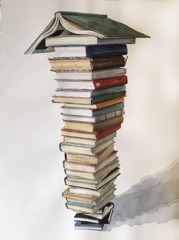 Thomas Broadbent - Tall Stack For Sale at 1stdibs