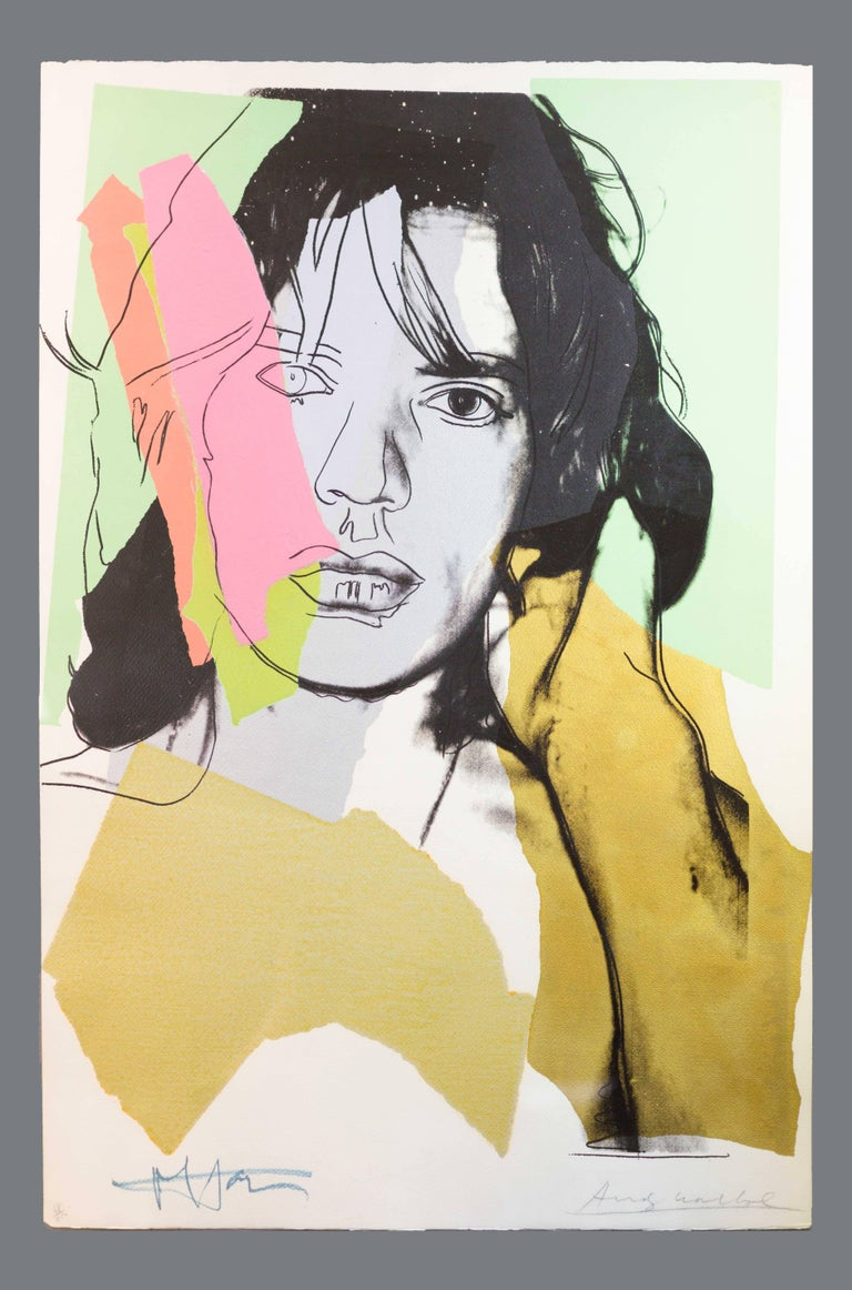 Mick Jagger (F&S II.140)
