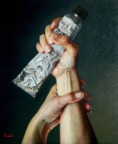 Artista Y Pintura (Artist And Painting)