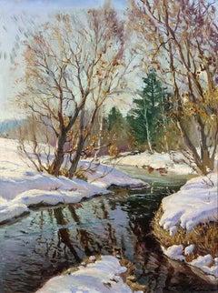 Winter In Chamoni