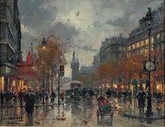 Avenue Victor Hugo, Paris