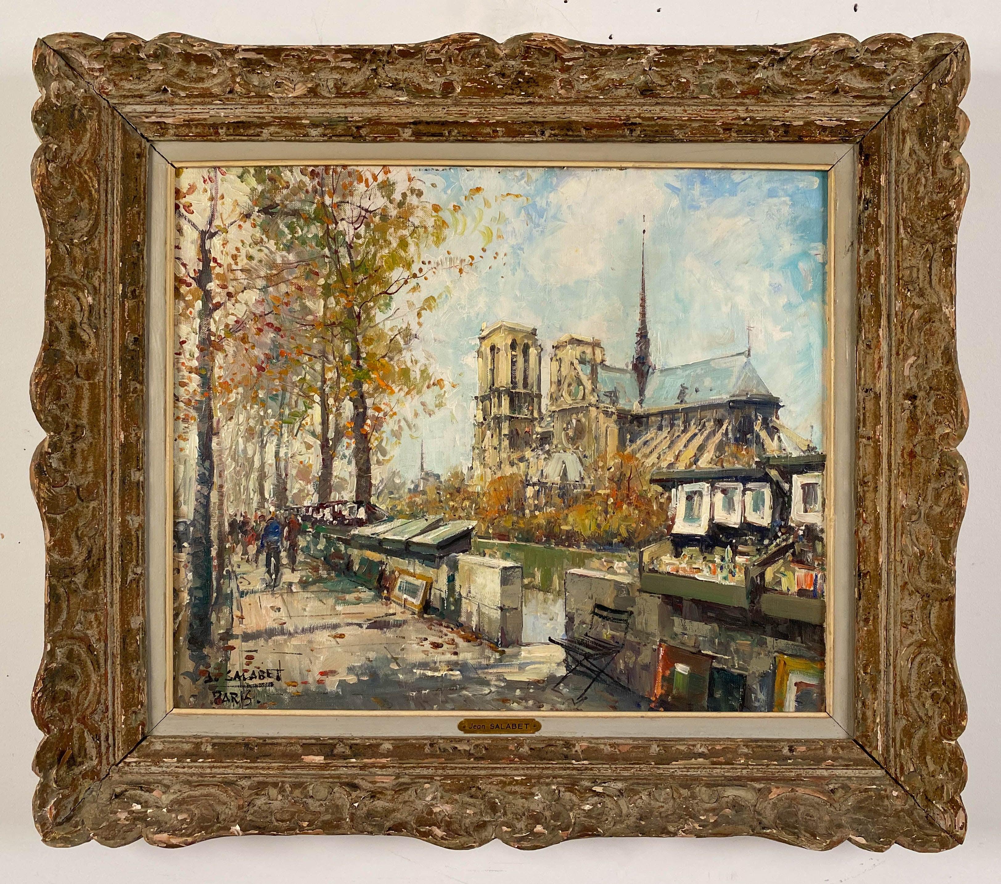 Notre Dame. Rive gauche, Paris