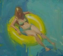 David Shevlino - BLUE AND YELLOW