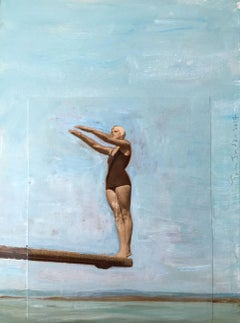 STANDING DIVER