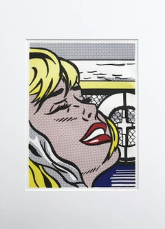 Roy Lichtenstein - Shipboard Girl