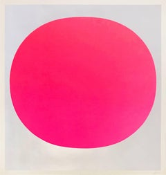 """Pink on Silver (from """"Colour in the Round"""")"""