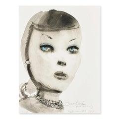 Lithograph Portrait Prints