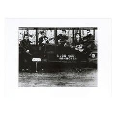 The Beatles in Hamburg, 1960, 20th Century, Celebrity Photography, Portrait