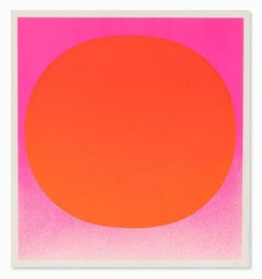 "Orange on Pink (from ""Colour in the Round"")"