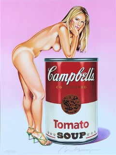Campbell's Soup Blondes (Tomato)
