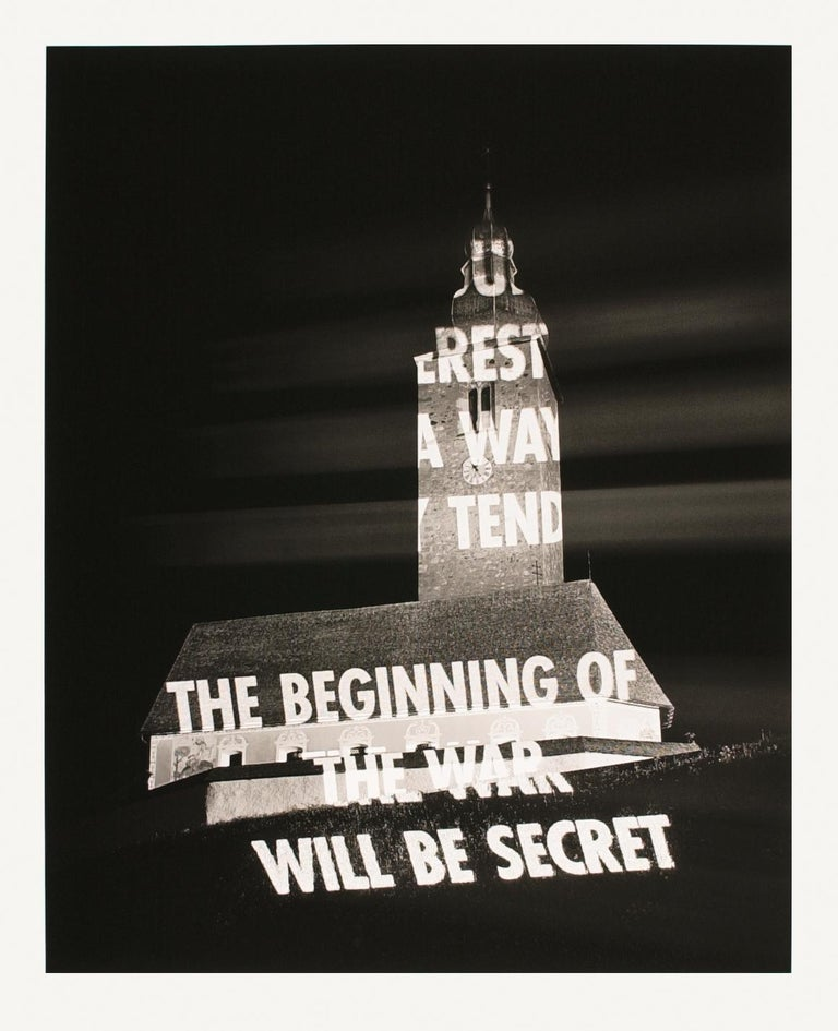 Truth Before Power - Contemporary Print by Jenny Holzer