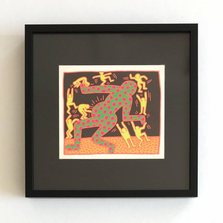 The Fertility Suite (Shafrazi Gallery Promotional Cards), Pop Art, Street Art For Sale 2