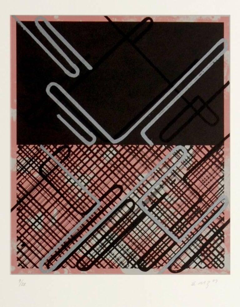 Shago Series - Print by Ed Moses