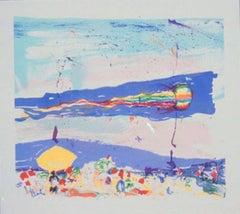 Kite on Gibson Beach