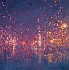 Holiday Sparkle Rain